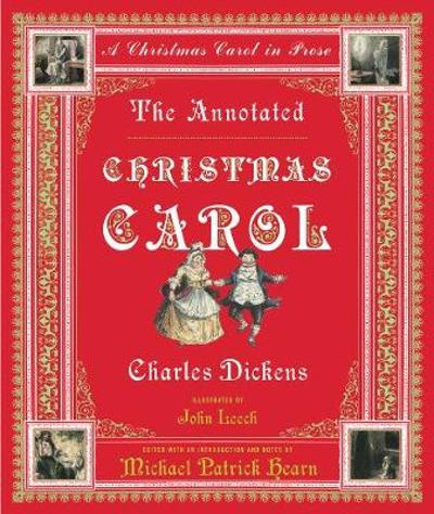 The Annotated Christmas Carol - Charles Dickens