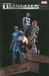 Ultimates Ultimate Collection - Mark Millar Bryan Hitch