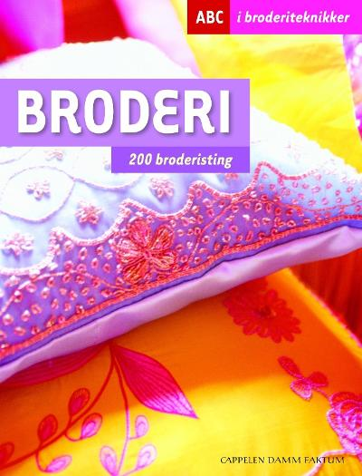 Broderi - Betty Barnden