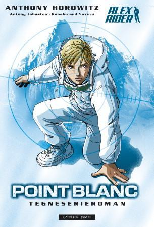 Point Blanc - Antony Johnston