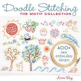 Doodle Stitching: The Motif Collection - Aimee Ray