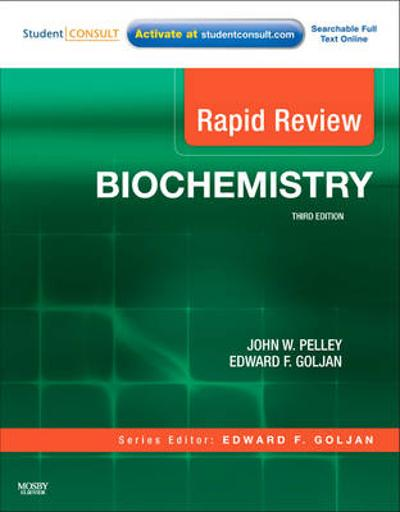 Rapid Review Biochemistry - John W. Pelley