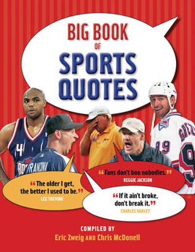 Big Book of Sports Quotes - Eric Zweig