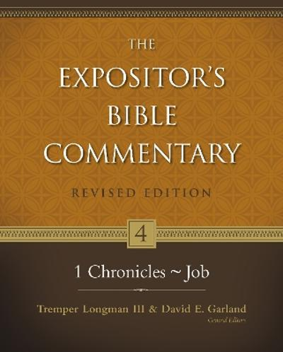 1 Chronicles-Job - Tremper Longman
