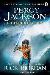 Percy Jackson and the Lightning Thief - The Graphic Novel (Book 1 of Percy Jackson) - Rick Riordan