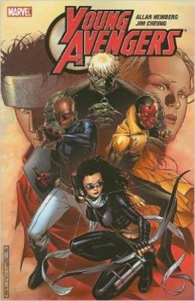 Young Avengers Ultimate Collection - Allan Heinberg