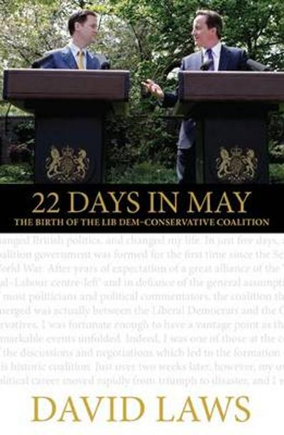 22 Days in May - David Laws