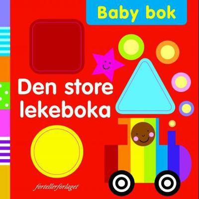 Den store lekeboka - Justine Smith