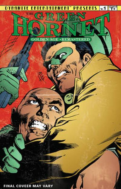 The Green Hornet Golden Age Re-Mastered - Various