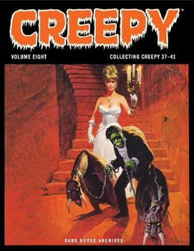 Creepy Archives Volume 8 - Various