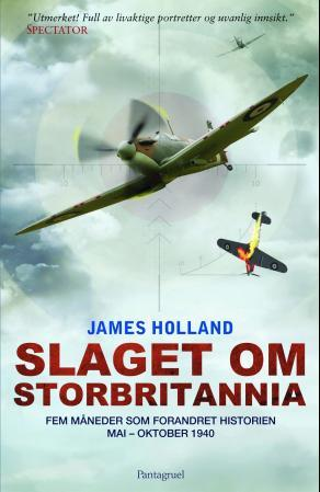 Slaget om Storbritannia - James Holland