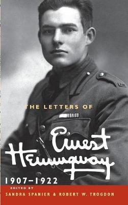 The The Cambridge Edition of the Letters of Ernest Hemingway The Letters of Ernest Hemingway: Series Number 1 - Ernest Hemingway