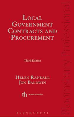 Local Government Contracts and Procurement - Helen Randall