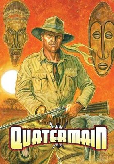 Quatermain - Susan Griffith