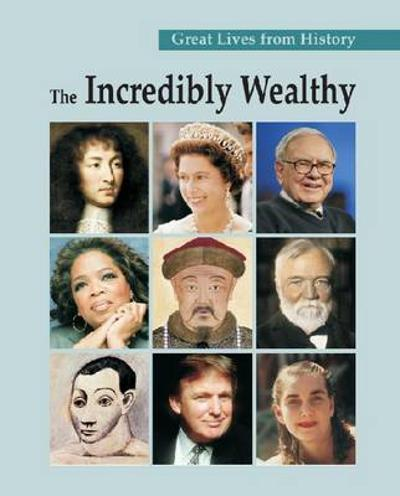 The Incredibly Wealthy - Howard Bromberg