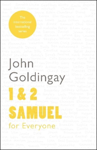 1 & 2 Samuel for Everyone - John Goldingay