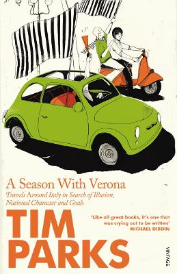A Season with Verona - Tim Parks