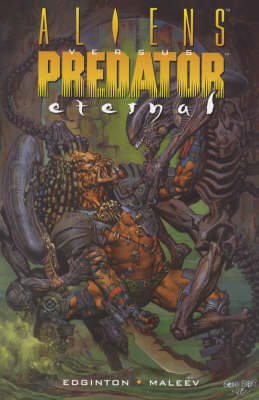 Aliens vs. Predator - Ian Edginton