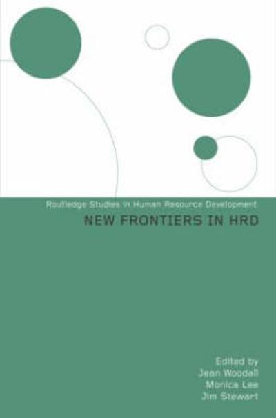 New Frontiers in HRD - Jean Woodall