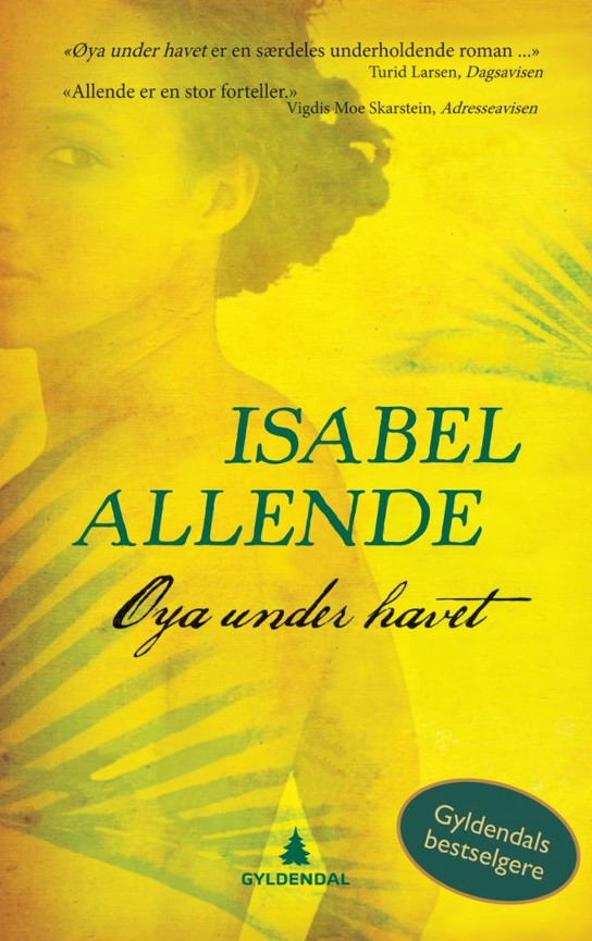 Øya under havet - Isabel Allende
