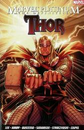 Marvel Platinum: The Definitive Thor - Stan Lee Jack Kirby