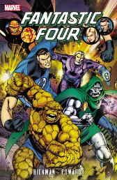 Fantastic Four By Jonathan Hickman - Volume 3 - Jonathan Hickman Neil Edwards