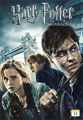 DVD Harry Potter og Dødstalismanene Del -