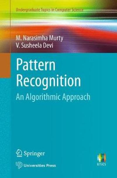 Pattern Recognition - M. Narasimha Murty