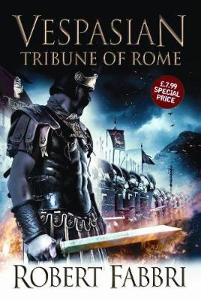 Tribune of Rome - Robert Fabbri