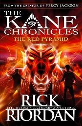 The Red Pyramid (The Kane Chronicles Book 1) - Rick Riordan