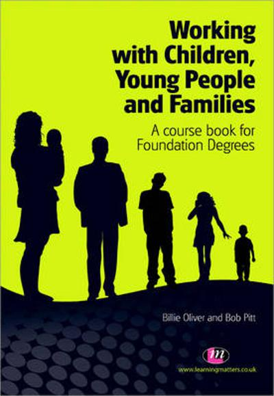 Working with Children, Young People and Families - Billie Oliver