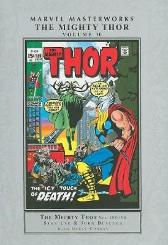 Marvel Masterworks: The Mighty Thor Volume 10 - Stan Lee Gerry Conway John Buscema