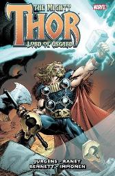 Thor: Lord Of Asgard - Dan Jurgens Tom Raney Joe Bennett