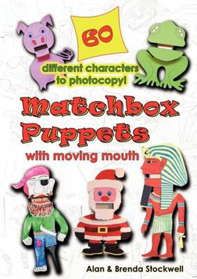 Matchbox Puppets - Alan Stockwell