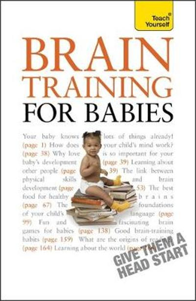 Brain Training for Babies - Prof Fergus Lowe