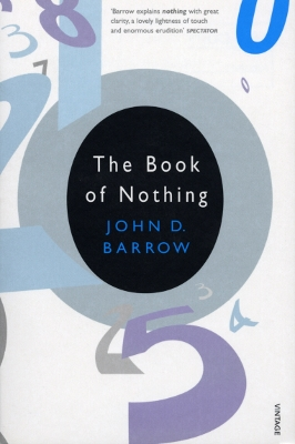 Book Of Nothing - John D. Barrow