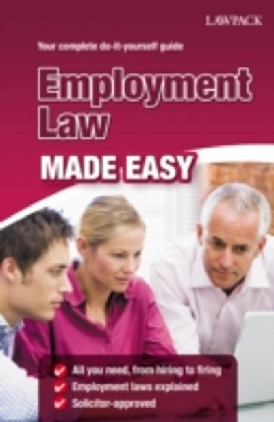Employment Law Made Easy - Melanie Slocombe
