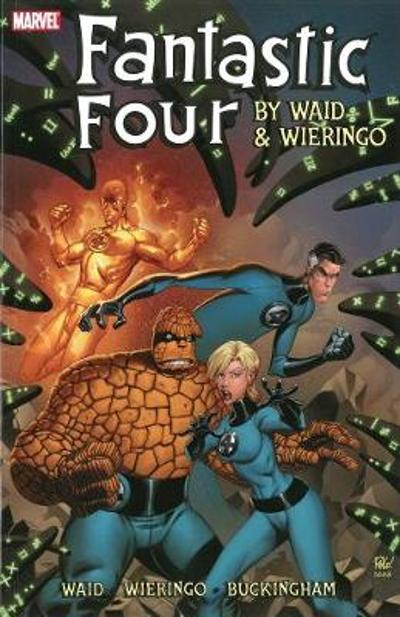 Fantastic Four By Waid & Wieringo Ultimate Collection Book 1 - Mark Waid