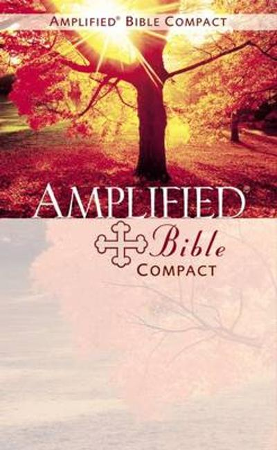 Amplified Bible, Compact, Hardcover - Zondervan Publishing