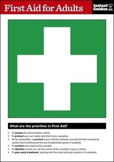 First Aid for Adults - Instant Guides