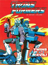 Transformers Classics UK Volume 1 - Bill Mantlo Frank Springer Jeff Anderson John Stokes Barry Kitson Mark Farmer Will Simpson Geoff Senior John Ridgway Mike Collins