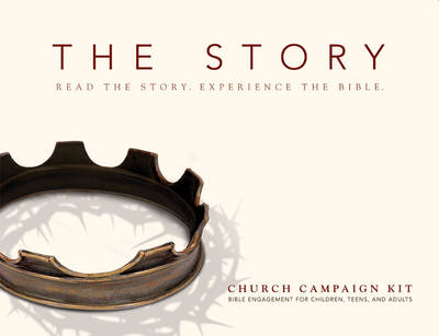 The Story: Church Campaign Kit - Zondervan Publishing