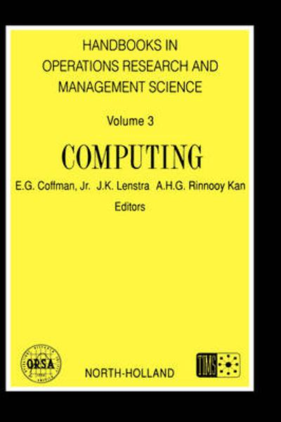 Computing - Thomas M. Coffman