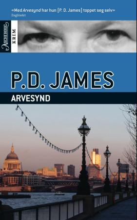 Arvesynd - P.D. James