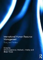 International Human Resource Management - Mila B. Lazarova Michael J. Morley Shaun Tyson