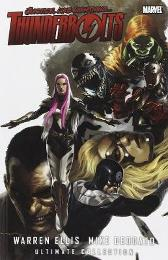 Thunderbolts By Warren Ellis & Mike Deodato Ultimate Collection - Warren Ellis Mike Deodato