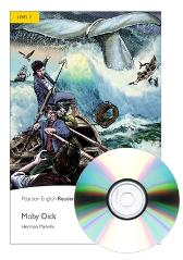 Level 2: Moby Dick Book and MP3 Pack - Herman Melville