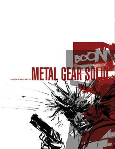 Art Of Metal Gear Solid Hc - Ashley Wood