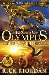 The Lost Hero (Heroes of Olympus Book 1) - Rick Riordan
