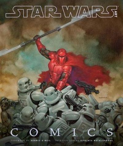 Star Wars Art: Comics Limited Edition - Virginia M. Mecklenburg